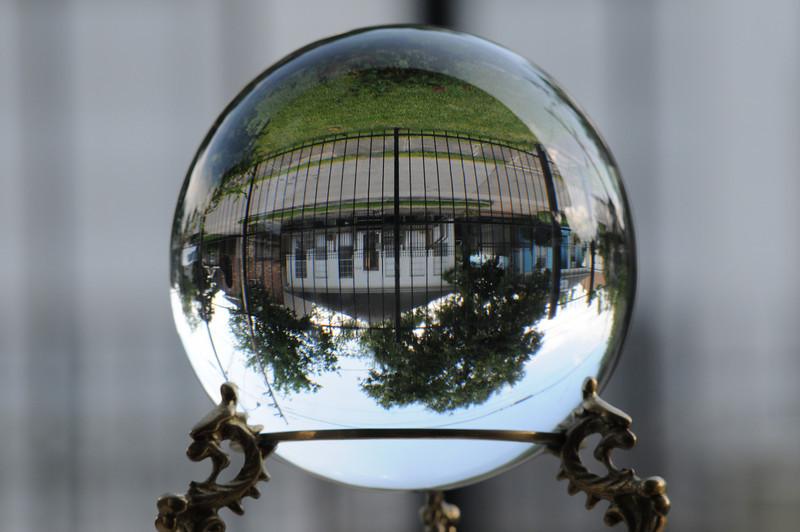 Gaze into the crystal ball...