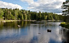Raquette Lake outlet