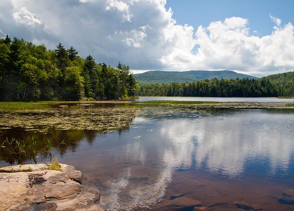 Cascade Pond, Adirondacks