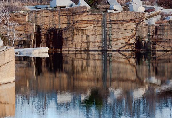 Abandoned quarry #1
