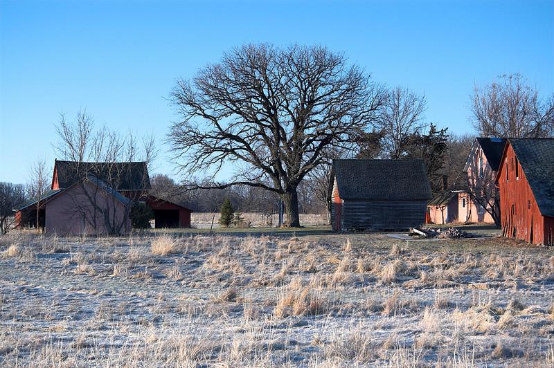 Barn<br /> Ney Environmental Center<br /> Henderson, MN