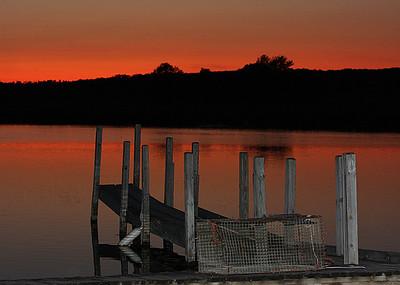 Sunset, Indian River  MI