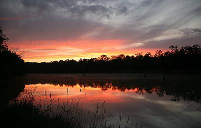 morning on Caesar Creek