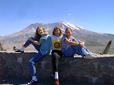 Mount St Helens Girls