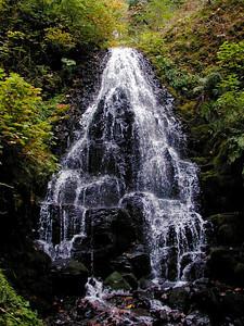 PNW Rivers & Waterfalls