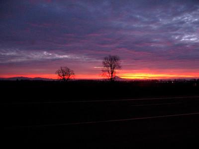 Mt. Hood at Sunrise