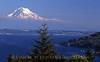 Mt Rainer from Vashon Island, WA