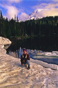 Reflection Lake, Mt Rainier wa0899_1