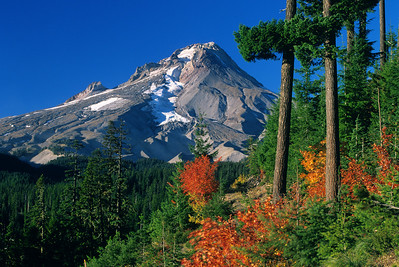 Mt Hood, Timberline Lodge Road or1002-01nr