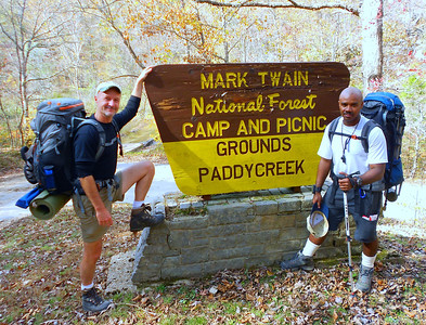 Paddy Creek Wilderness Hike Oct 2011