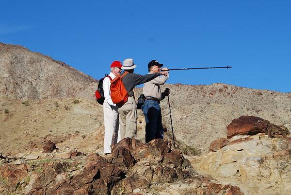 Five Trail Hike - Palm Desert, CA
