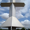 """""""The Cross"""" near Ballinger, TX."""
