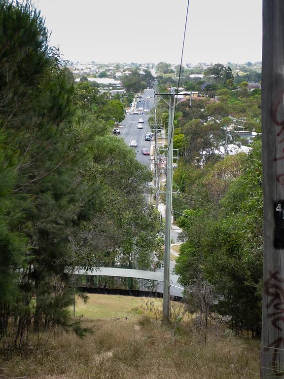 Pomax Track - Milne Hill  Reserve - Raven St Reserve & Milne Hill Reserve; West Chermside, Brisbane, Queensland, Australia; 03 October 2012. Photos by Des Thureson
