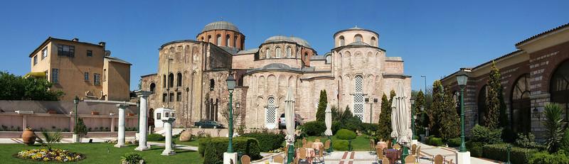 Pantokratoros Church, Istanbul Turkey