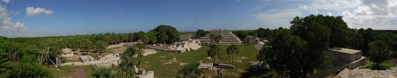 Xcambo Mayan Ruins, Progresso Yukatan 2009