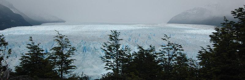 """Glacier """"Perito Moreno"""" in the """"Los Glaciares"""" National Park in Patagonia, Argentina. December 19th 2006"""