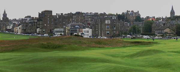 Old Course at Saint Andrews Scotland