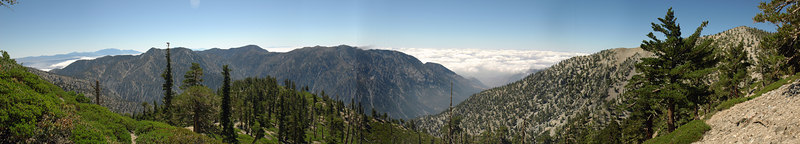 Location: Mt. Baldy, CA<br /> Software: Photoshop