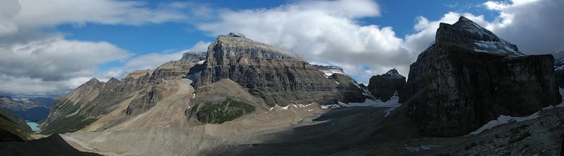 Above Lake Louise, Banff National Park