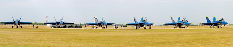 Blue Angels 1-6