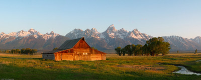 Moulton Barn, Teton National Park, WY