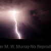 Lightening on Hepburn Butte 7 3 17