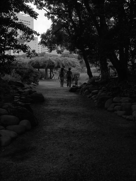 Hamarikyu Park, Tokyo