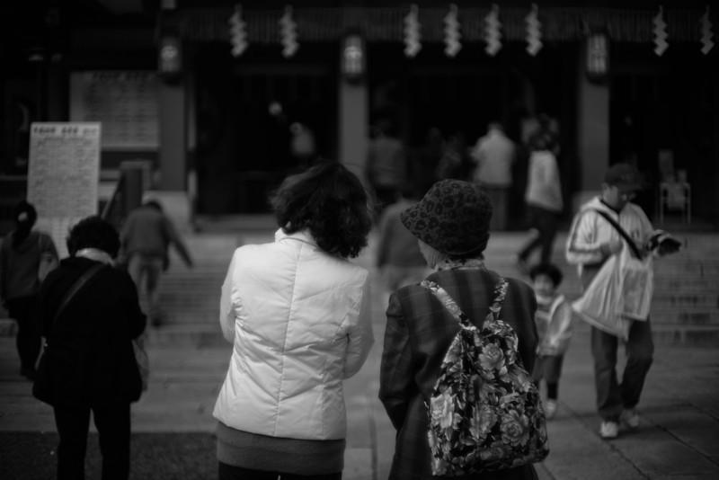 Tomioka-Hachiman Shrine / Tokyo