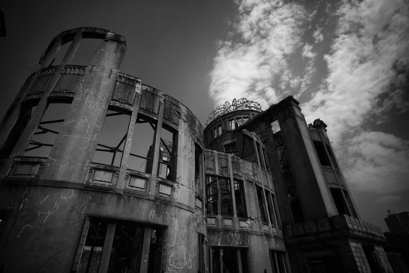Atomic bomb dome / Hiroshima