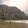 Moro Rock a favorite beach nearby.