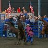good old fashion wild horse race,