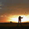 Sometimes I like to play golf early in the Morning, Like at first light.  We call it Bob Golf.