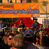 Damon Castillo Band at the Concert in the park SLO Town