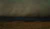 Badlands Storm Up-Close, Badlands NP, SD