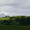 These hills are idilic in their pastoral simplicity.