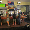 Crocodile Pub in Cairns AU.  good bar