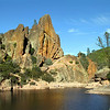 Pinnacles National Monument. CA.
