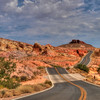 Valley Of Fire. Nevada.
