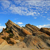 Vasquez Rocks. Located in Agua Dulce, CA.