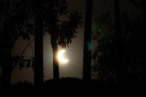 Partial Eclipse May 20th 2012