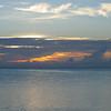 Coucher de soleil au Fare Vaï Moana - Moorea - Polynésie Française