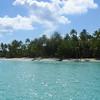 Plage de Bora Bora - Motu Tevairoa - Polynésie Française