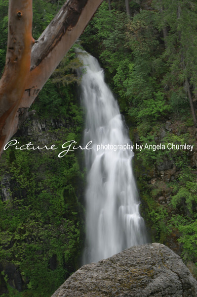 Barr Creek Falls, Prospect Oregon