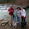 Front row:  Ms. Suki and Mr. Tucker<br /> Back Row: Jana, Erika, Leslie and Jenny