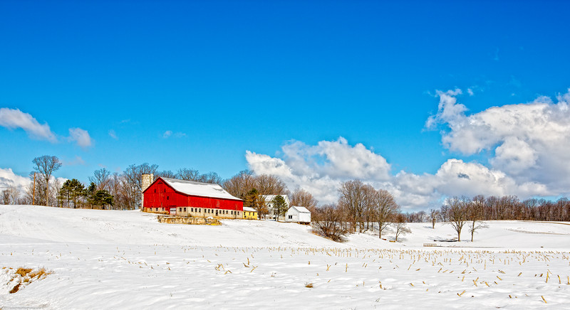 West Providence Township Farm