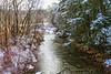 Winter at Brush Creek