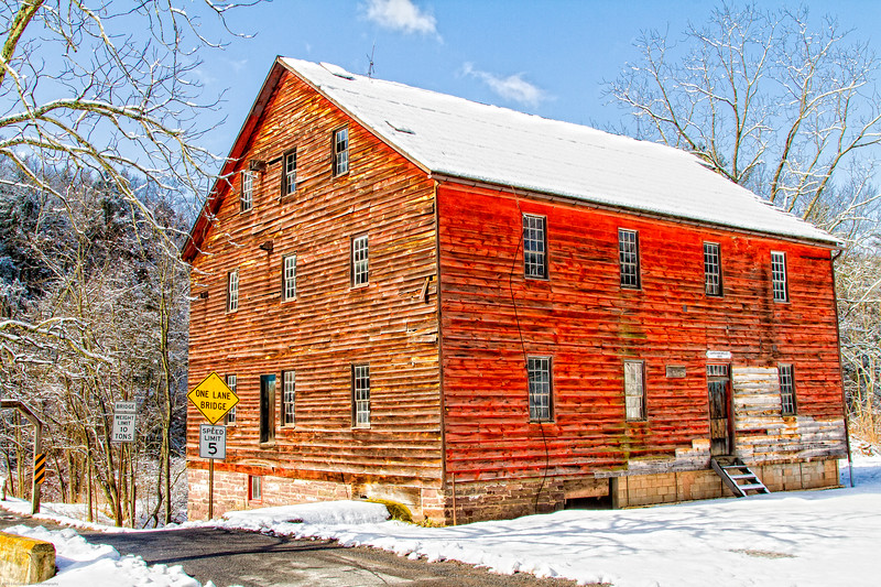 Jackson's Mill in East Providence Township Bedford Co. PA