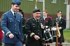 Military Parade for Graduation Ceremony