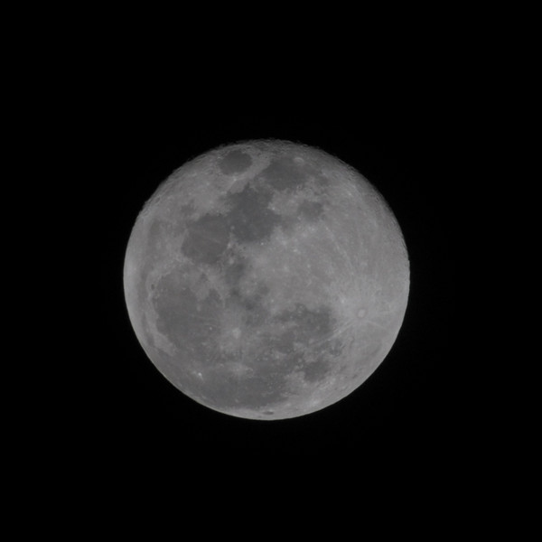 Perigee Moon January 2009