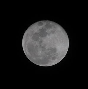 Perigee Moon January 2009